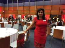 Klára Samková na konferenci Ženy sobě
